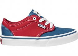 Vans Atwood - (2 tone) red / blue