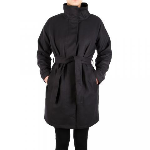 Iriedaily Laissez Coat Größe: S Farbe: Black S | Black