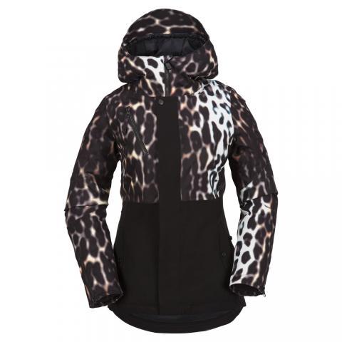 Volcom Jasper Ins - cheetah Größe: S Farbe: CHEETAH S | CHEETAH