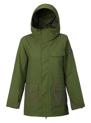 Burton Runstone Jacket - rifle green Größe: S Farbe: RfflGrnFr S | RfflGrnFr
