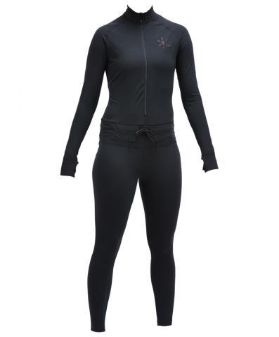Airblaster Hoodless Ninja Suit - black Größe: M Farbe: Black M | Black