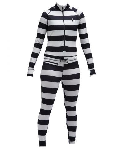 Airblaster Hoodless Ninja Suit - jailbird Größe: L Farbe: Jailbird L | Jailbird