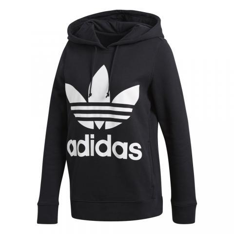 Adidas Trefoil Hoodie - black Größe: M Farbe: Black M | Black