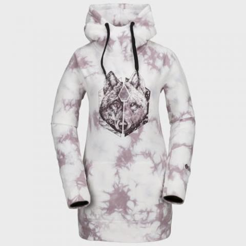 Volcom Costus P/Over Fleece - pink Größe: S Farbe: pink S | pink