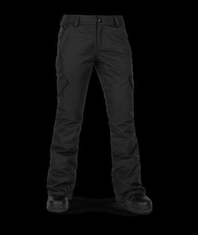 Volcom Bridger INS - black Größe: S Farbe: black S | black