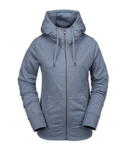 Volcom Cascara - washed blue Größe: M Farbe: washedblue M | washedblue