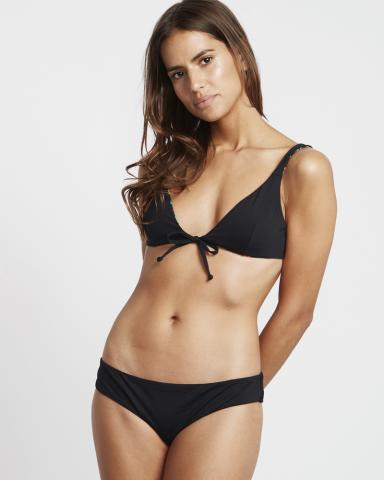 Billabong Bahamas Reversible Tri - black pebble Größe: M Farbe: blackpebbl M | blackpebbl