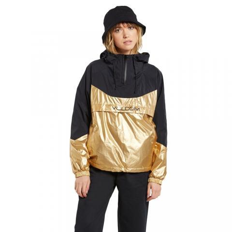 Volcom Throback INS Nuts - gold Größe: S Farbe: gold S | gold