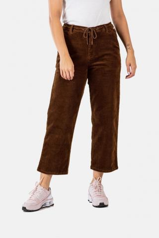 Reell Reflex Loose Chino - brown cord Größe: XS Braun: browncord XS | browncord