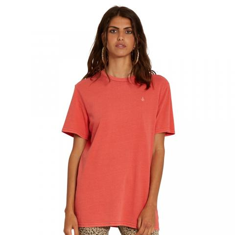 Volcom Solid Stone Emb - rosewood Größe: M Rot: rosewood M | rosewood