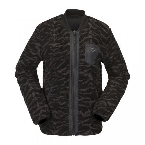 Volcom Revers Polar Jacket - white tiger Größe: S Farbe: whitetiger S | whitetiger