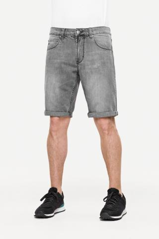 Reell Rafter Short - grey denim Größe: 28 Farbe: GreyDenim 28 | GreyDenim