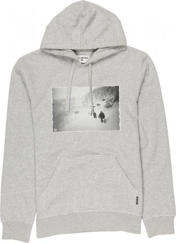 Billabong Tanon - grey heather Größe: S Farbe: GreyHth S | GreyHth