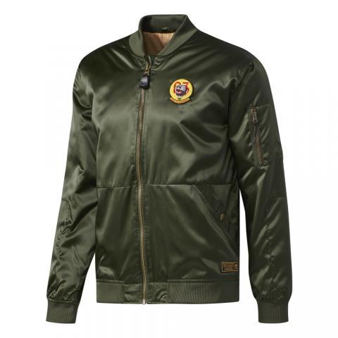 Adidas MA1 Jacket - nightcargo Größe: S Farbe: NightCargo S | NightCargo