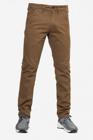 Reell Flex Tapered Chino - brown Größe: 33/32 Farbe: Brown 33/32 | Brown