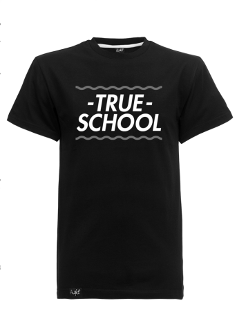 Aight True School - black Größe: S Farbe: Black S | Black