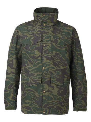 Analog Tollgate Jacket - rifle green Größe: L Farbe: RifleNdl L | RifleNdl