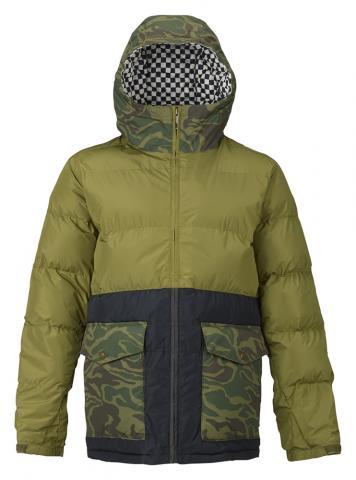 Analog Kilroy Jacket - olive branch Größe: M Farbe: OIvBrnch M | OIvBrnch