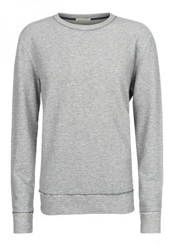 Recolution Sweatshirt - blue striped Größe: S Farbe: bluestripe S | bluestripe