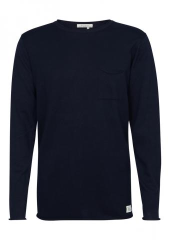 Recolution Light Knit #POCKET - navy Größe: M Farbe: navy M | navy