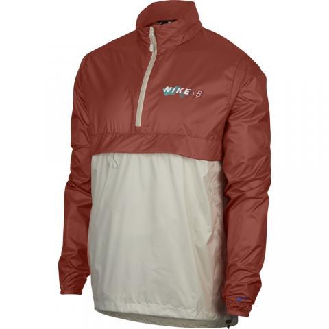 Nike SB Anorack Pack Hood - vintage coral Größe: M Farbe: vintagecor M | vintagecor
