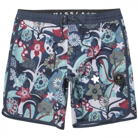 Vissla Tide Riders Short - strong blue Größe: 34 Farbe: strongblue 34 | strongblue
