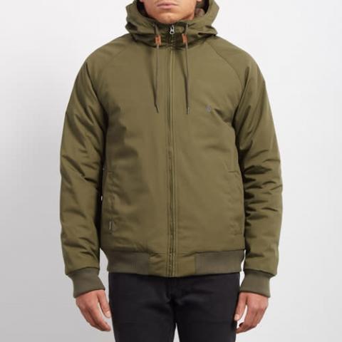 Volcom Hernan Jacket - military Größe: XL Farbe: military XL | military