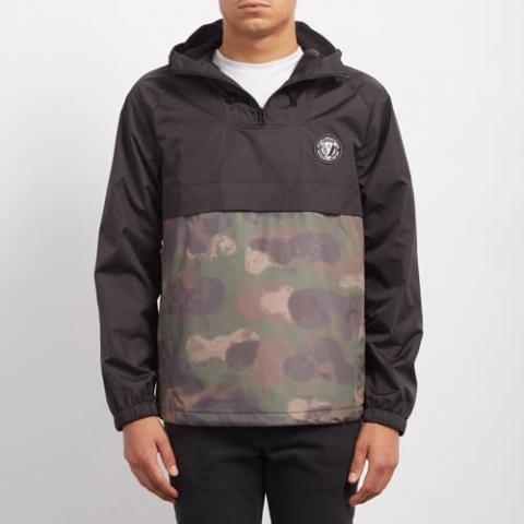 Volcom Kane Jacket - camouflage Größe: M Farbe: camouflage M | camouflage