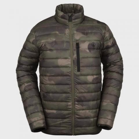 Volcom Puff Puff Give - camouflage Größe: S Farbe: camouflage S | camouflage
