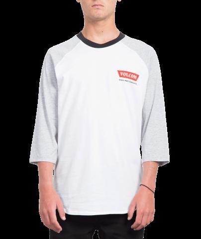 Volcom Cresticle 3/4 - white Größe: S Farbe: white S | white