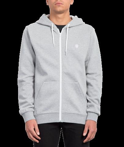Volcom Iconic - heather grey Größe: M Farbe: heathergre M | heathergre