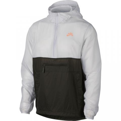 Nike SB Ink SB Anorak - vast grey Größe: M Farbe: vastgrey M | vastgrey