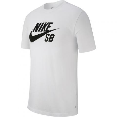 f13261ba95ad29 Nike SB SB Dri-Fit - white - Herren T-Shirt in Weiss