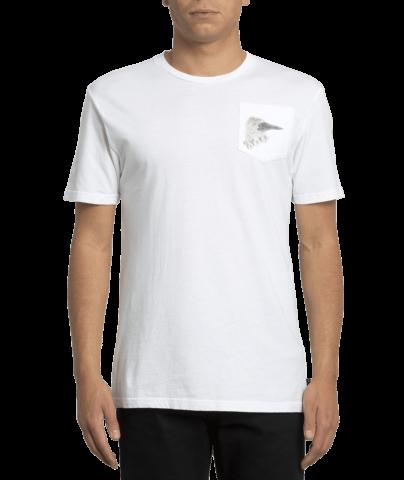 Volcom Giveback FA - white Größe: XS Farbe: white XS | white