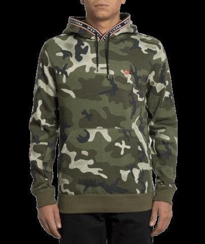 Volcom Forward To Past - camouflage Größe: M Farbe: camouflage M | camouflage