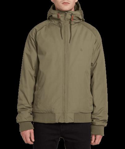 Volcom Hernan 5K - army green Größe: S Farbe: armygreen S | armygreen