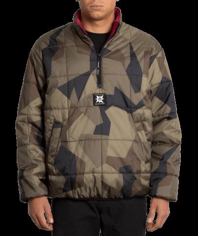 Volcom A.P. #2 Puff Liner - camouflage Größe: M Farbe: camouflage M | camouflage