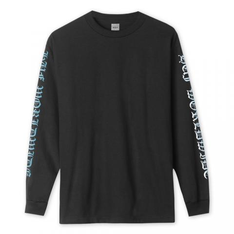 Huf Bondage - black Größe: M Farbe: black M | black