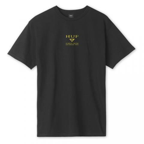 Huf Hufex - black Größe: S Farbe: black S | black