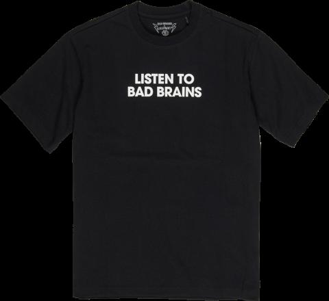 Element Listen To Bad Brains - flint black Größe: S Farbe: flintblack S | flintblack
