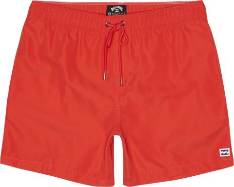 Billabong All Day LB - red hot Größe: S Rot: redhot S | redhot