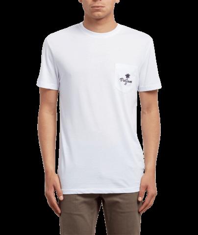 Volcom Last Resort - white Größe: S Farbe: white S | white