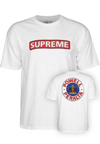 Powell Powell Peralta Supreme - white Größe: S Farbe: white S | white