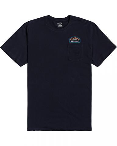 Billabong mns T-Shirt Double Ware navy Größe: S Farbe: navy S | navy