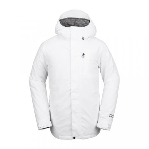 Volcom L Gore Tex - white Größe: M Weiss: white M | white
