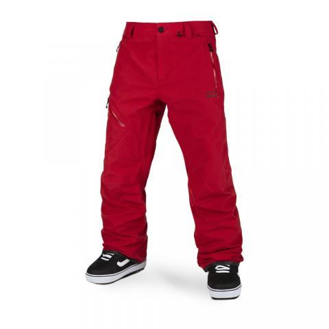 Volcom L Gore Tex - red Größe: L Farbe: red L | red
