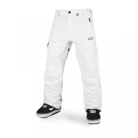 Volcom L Gore Tex - white Größe: M Farbe: white M | white