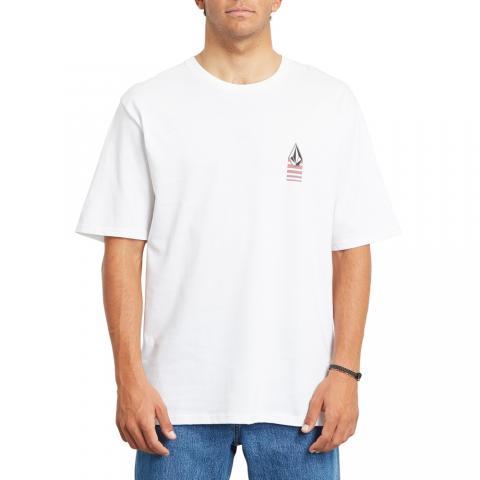 Volcom Bloxer - white Größe: XL Farbe: white XL | white