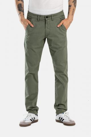 Reell Flex Tapered Chino - light olive Größe: 30/32 Grün: lightolive 30/32 | lightolive