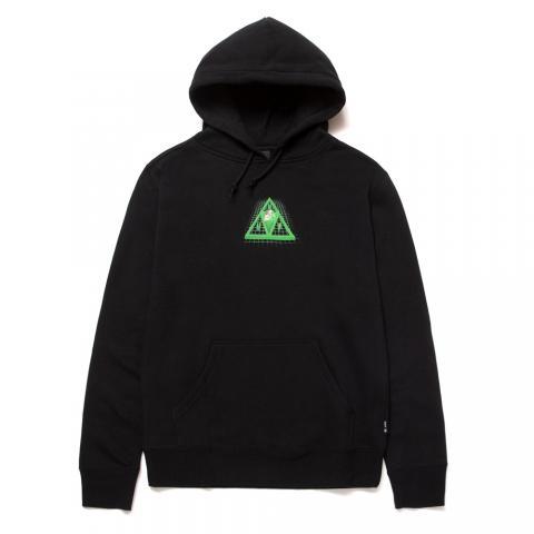 Huf Digital Dream Triple Triangle - black Größe: M Schwarz: black M | black